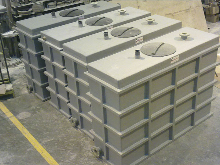 Tanques FRP